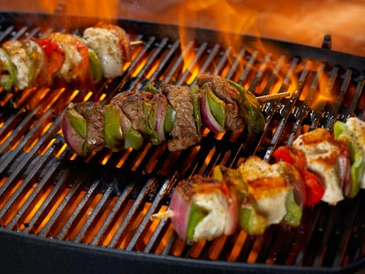 Healthy Food Options – How to Eat Grilled Foods and Keep Yourself Healthy ?