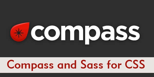 Getting started with Sass and Compass from scratch